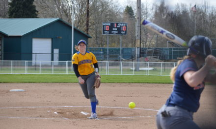 Centralia College Fastpitch: Lady Blazers struggle in twin bill with SWOCC