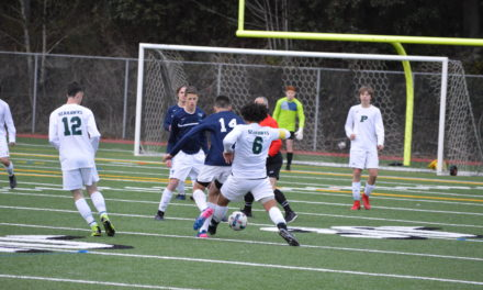 Soccer: Gig Harbor and Peninsula battle to scoreless tie