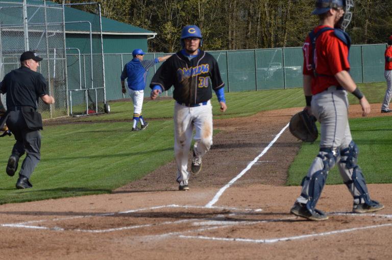 Centralia Blazer Baseball: LCC's big inning dooms Centralia