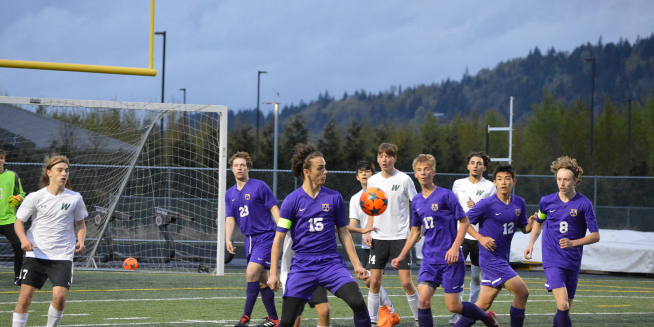 Soccer: Columbia River picks up big win at Woodland