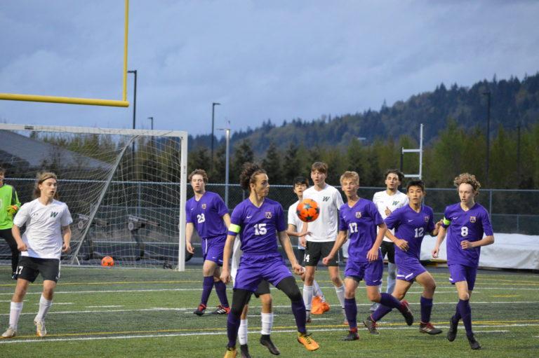 Soccer: Columbia River picks up big win at Woodland