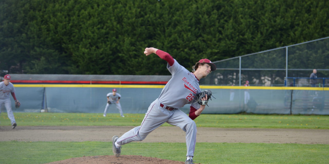 Baseball: Bearcats Brandon White tosses 7 innings of no-hit ball blanks Black Wolves