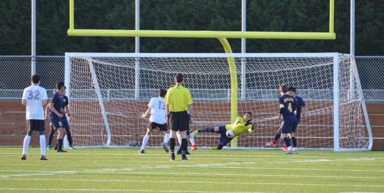 Evco 2A Soccer: Big win for Wolves over Bobcats propels them into 1st place
