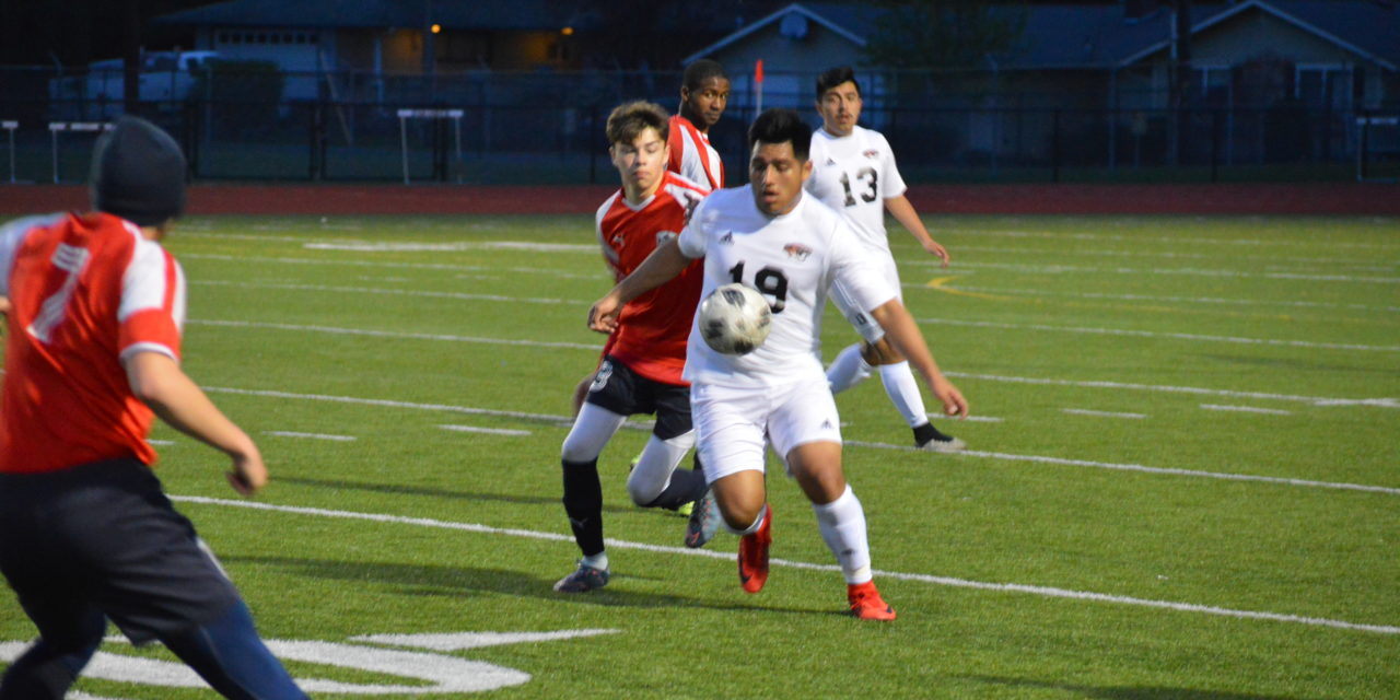 Soccer: 45-seconds is all Black Hills needed to shut out the Tigers