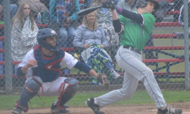 Evco 2A Baseball: T-Birds hopes of moving up the standings helped with win over Wolves
