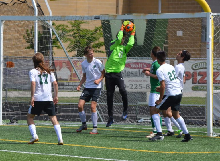 District 4 2A Soccer Tournament; Wolves, Beavers, Spudders & Chieftains all win opening round