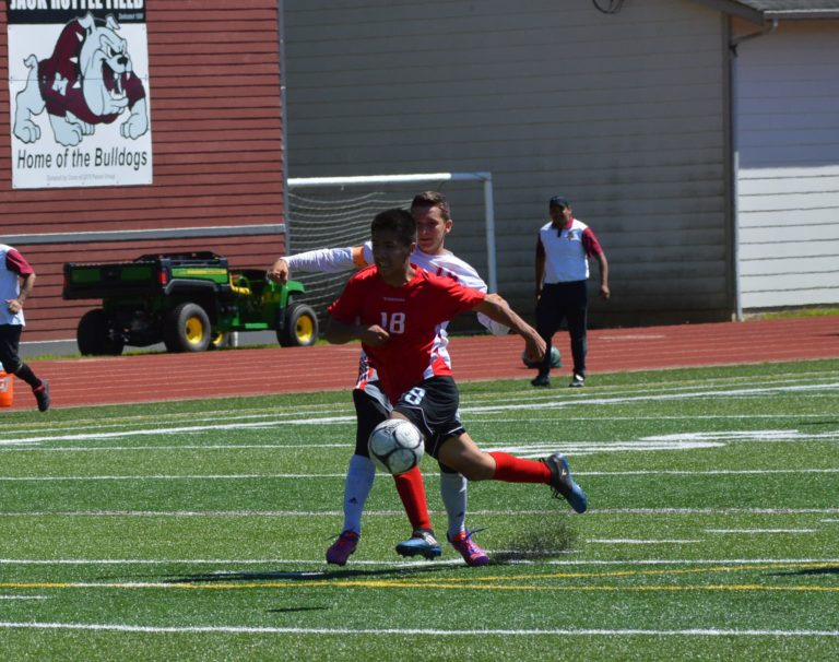 District 4 1A Soccer Tournament: LaCenter vs United for Title; Hoquiam vs Col-White Salmon in loser out