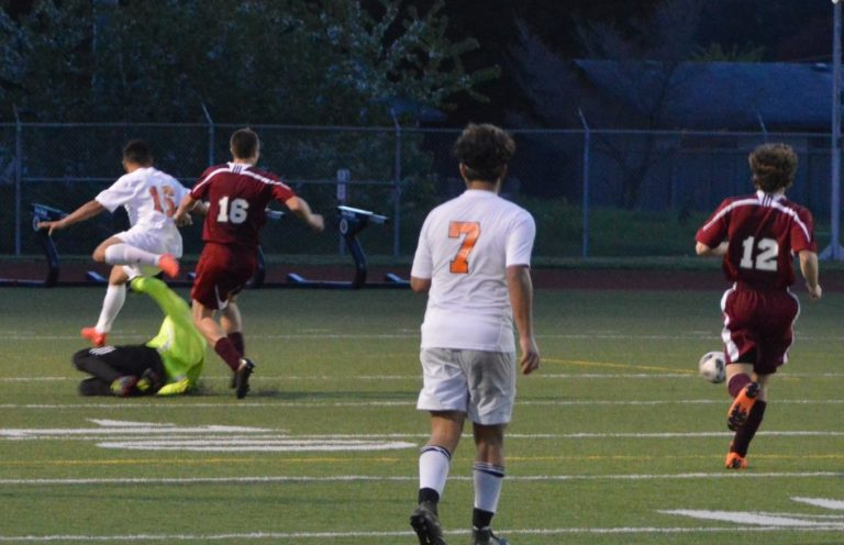 Evco 2A Soccer: Centralia survives loser out game with WF West, faces another loser out next