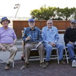 """94-year-old Thoroughbred Trainer tops them all in the """"Not In the Rocking Chair"""" Race at Emerald Downs"""
