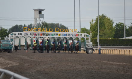 "Emerald Downs Horse Racing ""Family"" sets the Example on how to Deal with Covid 19"