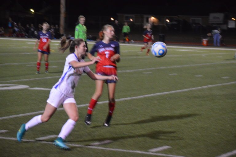 Centralia CC Soccer: Quick start for Red Devils dooms Blazers