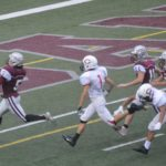 Football: Montesano holds on for tough fought win over CWS Bruins