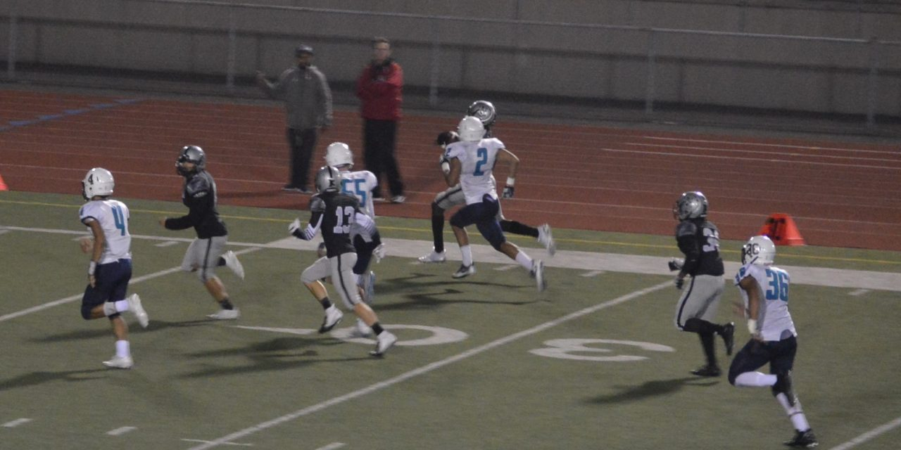 Thursday Night Football: Kentwood knocks off Aub-Riverside for huge 1st win; other scores and links