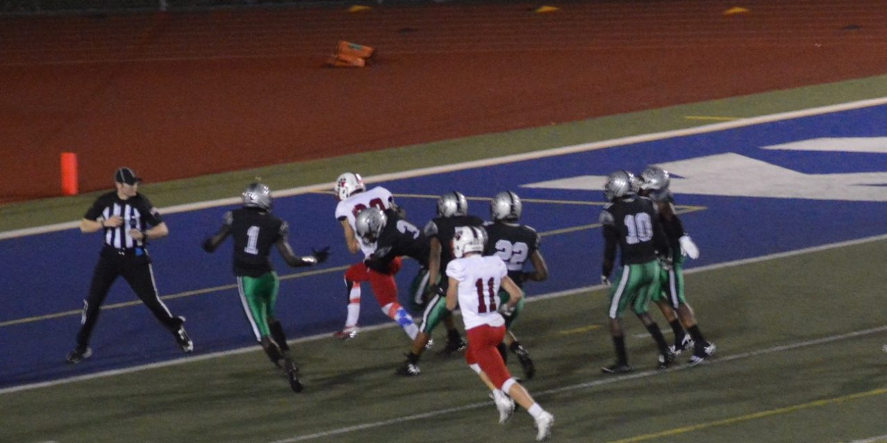Friday Night Football Scores, stories and links for week 2
