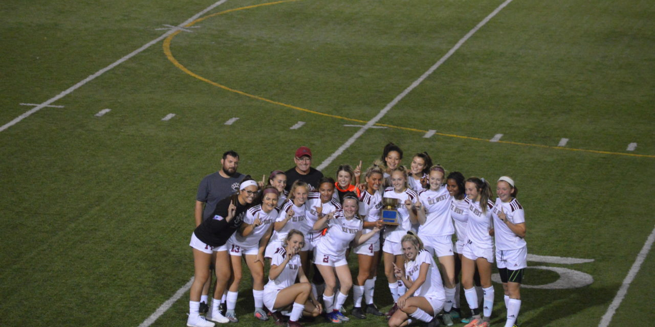 Girls Soccer: Bearcats run by Tigers in season opening Rotary cup