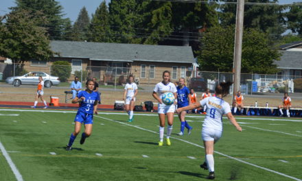 Centralia College Soccer: Lane Titans run over Blazers in a mid-week afternoon contest