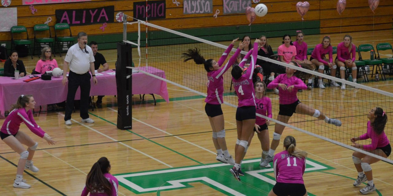 Volleyball: Tumwater 30-Game League Win Streak Snapped in Crosstown rivalry game with Black Hills
