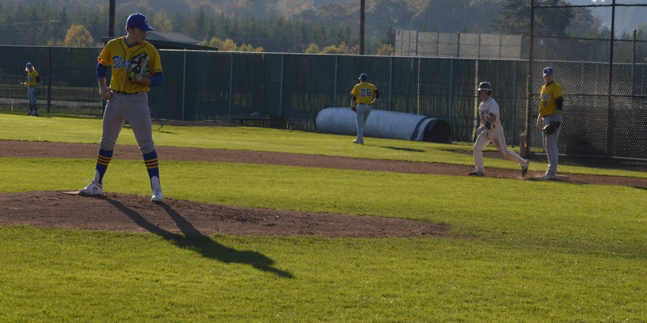 A1 World Series wraps up Centralia College baseball fall season