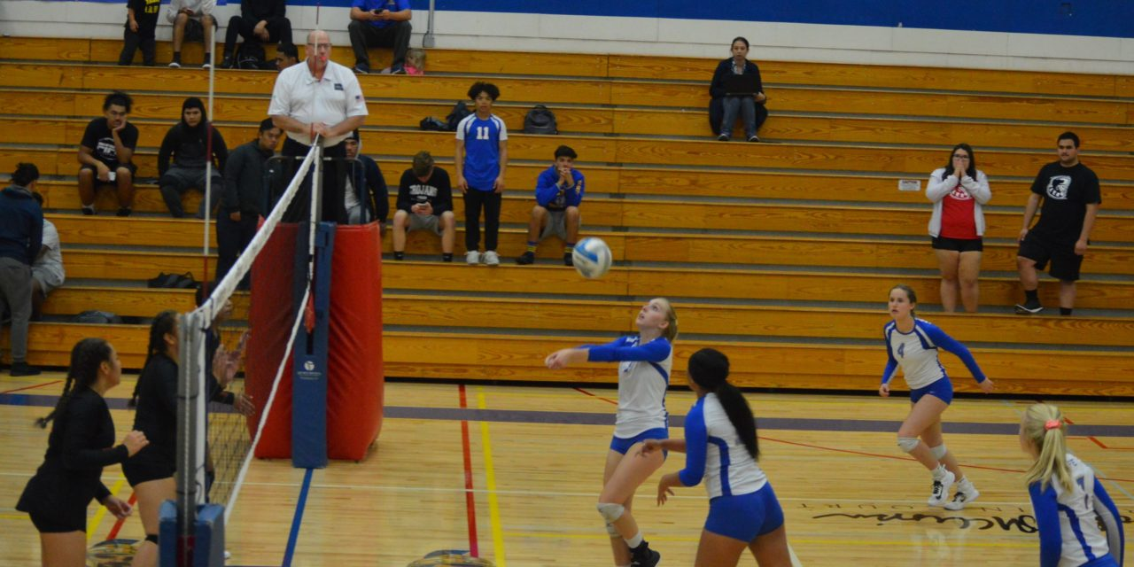 Volleyball: Fife rolls to 11-0 SPSL mark with big win over Steilacoom