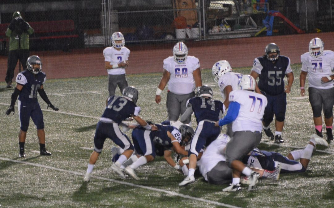 Thursday Night Football: River Ridge Rolls, Woodinville knocks off Mt Si for Title and scores