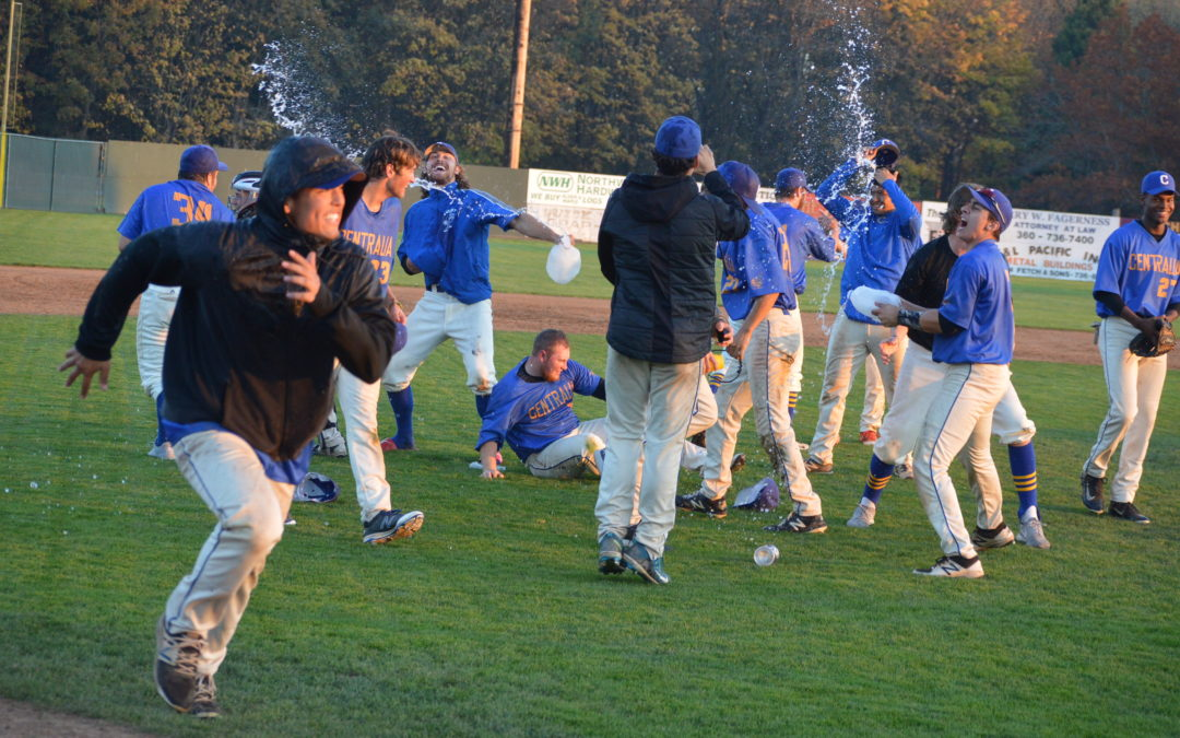 CC Baseball: Team Lost in the Sauce takes Centralia College 1st A1 World Series