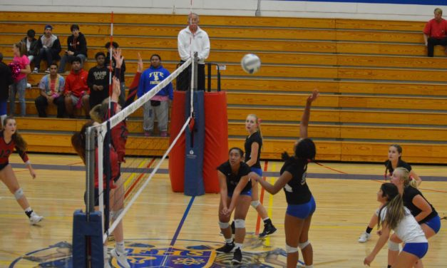 Volleyball: Fife sends message as top 2A Vball team to contend with sweep strong Black Hills team