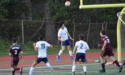 Soccer: Forks takes control of the Evco 1A with shutout win at Monte