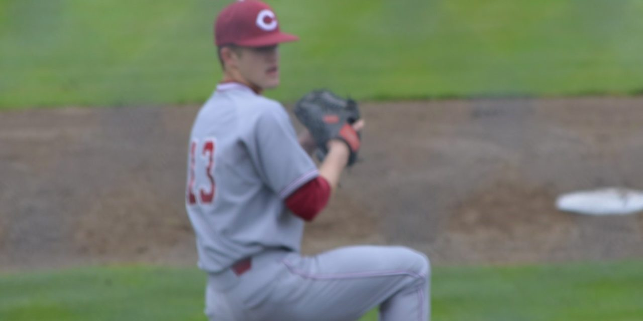 Baseball: Bearcats add to their big Evco 2A lead with shut out win over Centralia