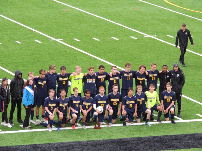 State Soccer Championships: Puyallup, Lakeside, Sehome and