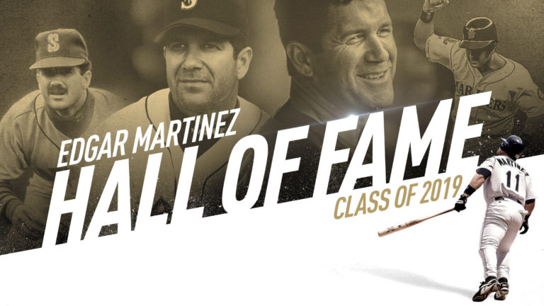 Sports Facts: Edgar Martinez