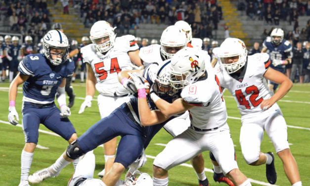 Camas defense puts the breaks on Skyview