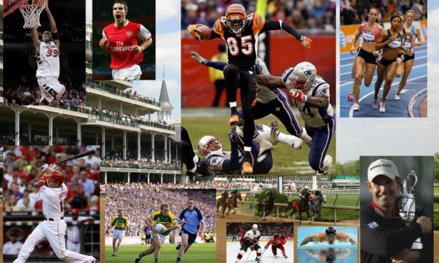 Opinion: Sports, the great escape!