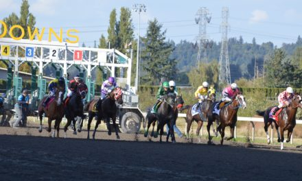 Emerald Downs set to open next month