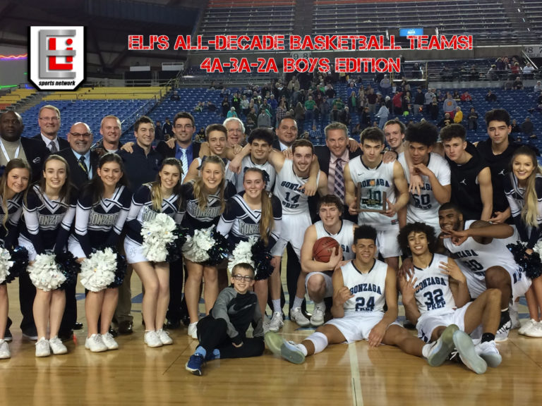 Eli's Boys Basketball All-Decade Teams; 4A, 3A & 2A