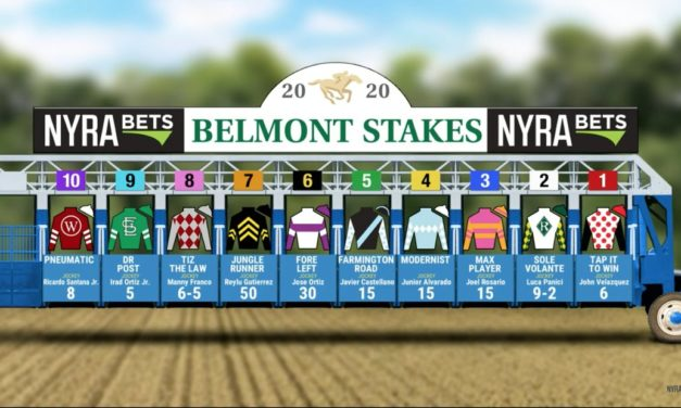 Horse Racing: The Round-Up! Belmont Stakes, Emerald Downs and More