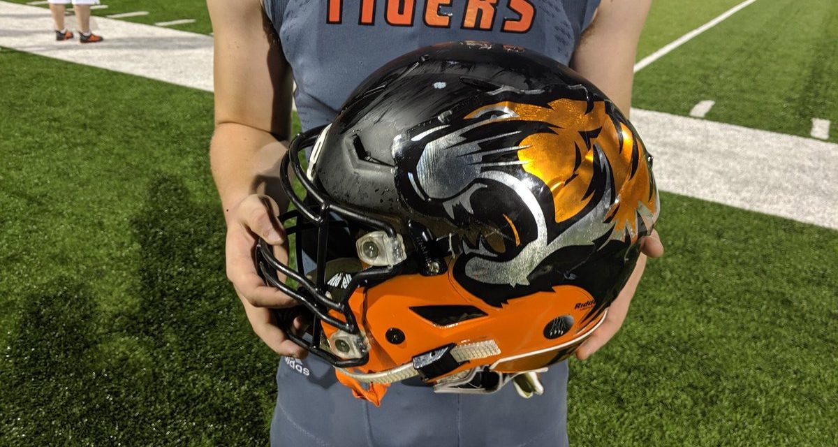 The Helmet Tournament Champion: The Entiat Tigers