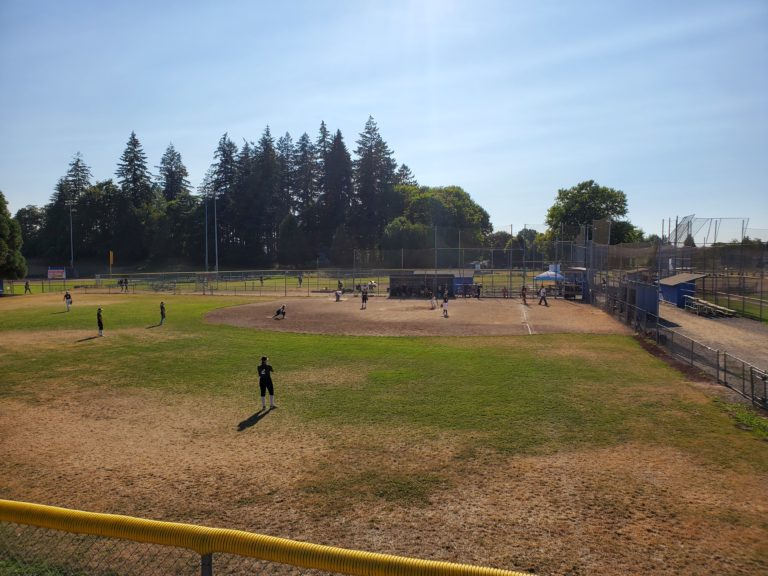 Softball Showcase Offers a Break During the Pandemic