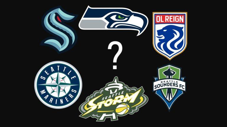 Ranking Pro Sports Branding in Washington