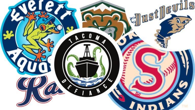 Ranking Minor League Sports Branding in Washington