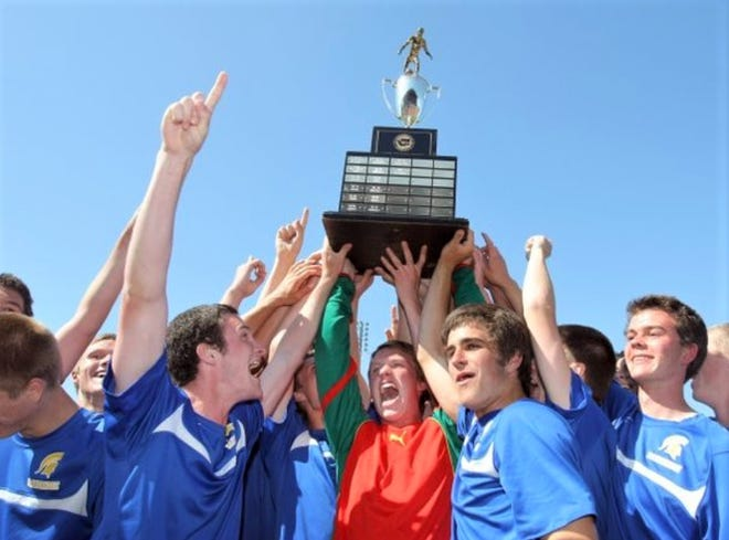 The Burner: Champion Review: 2012 Bainbridge boys soccer tops Jordan Morris' Mercer Island team