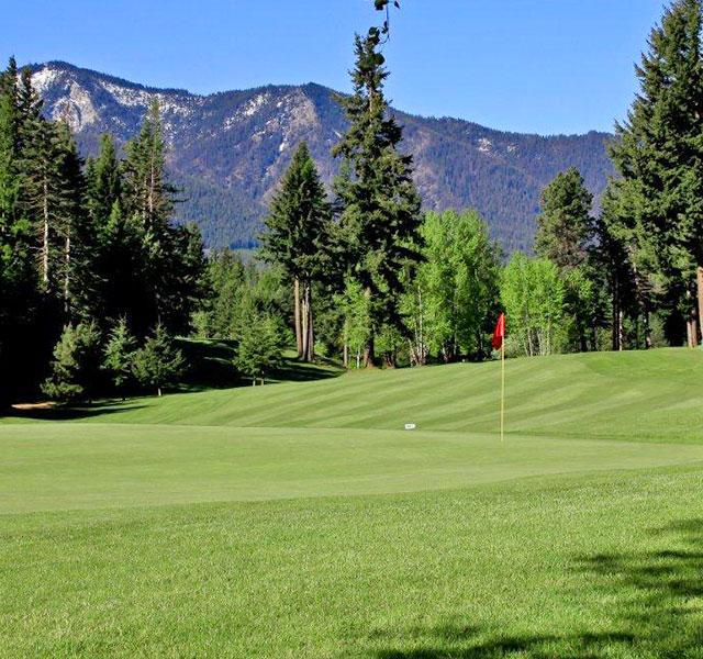 The Burner: Fantasy Golf in Ellensburg; Daily Record Staff lays out perfect 18