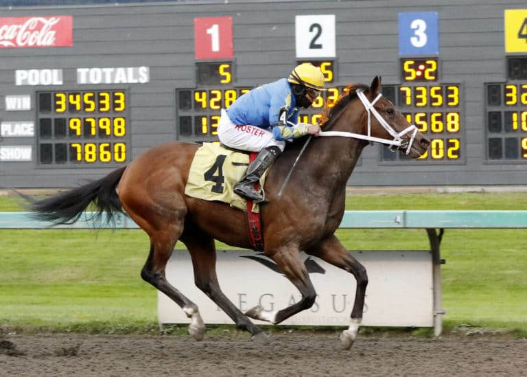 Emerald Downs: Big Pay-outs and Oh Marvelous Me back in the Winner's Circle highlights week #16