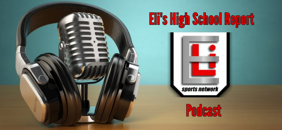 Eli's High School Report Podcast Back on the Air!