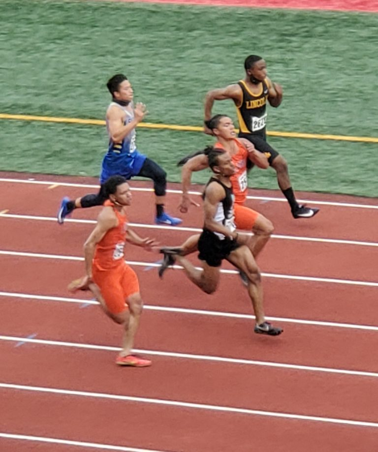 Pierce County League Track and Field Boys Championships