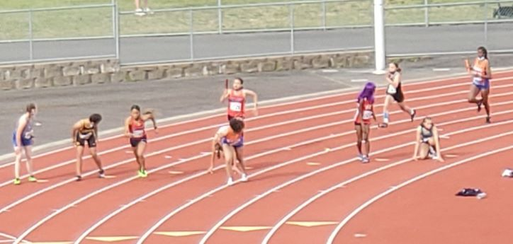 Pierce County League Track and Field Girls Championships