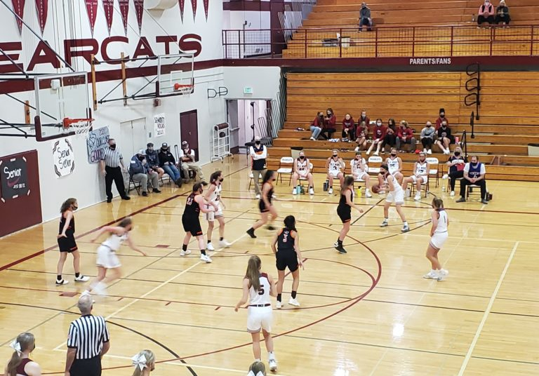 Monday Re-Cap: Lady Bearcats flex their muscles and dominate cross-town rival Tigers