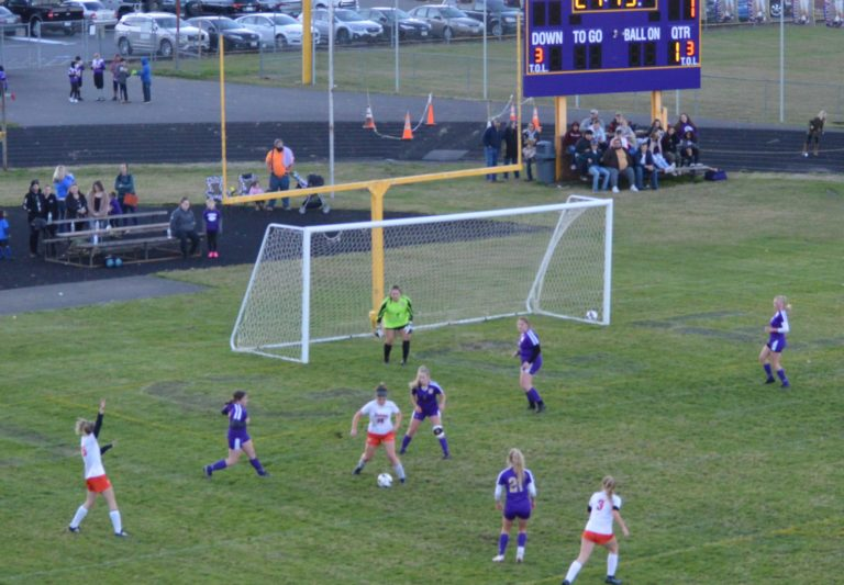 ESN Monday Night Re-Cap Girls Soccer: Kalama tops Onalaska remain unbeaten in League Play